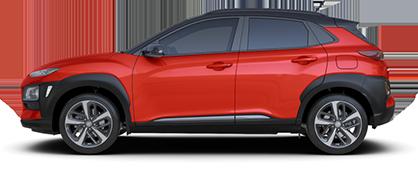 Hyundai KONA Premium 1.0 T-GDi